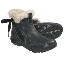 Merrell Misha Boots - Waterproof, Insulated, Leather (For Women) in Black - Closeouts