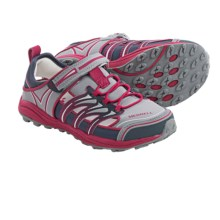 Merrell Mix Master H2O Water Shoes (For Little Kids) in Bright Rose - Closeouts