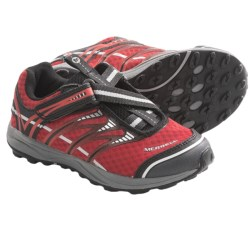 Merrell Mix Master Jam Z-Rap Shoes - Minimalist (For Kids and Youth) in Red