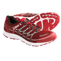 Merrell Mix Master Move Trail Running Shoes - Minimalist (For Men) in Crimson