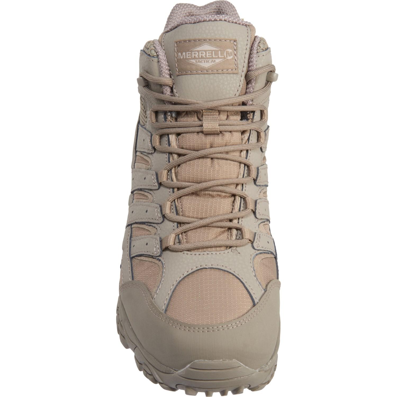 ec904fd300 Merrell Moab 2 Mid Tactical Boots (For Men) - Save 38%