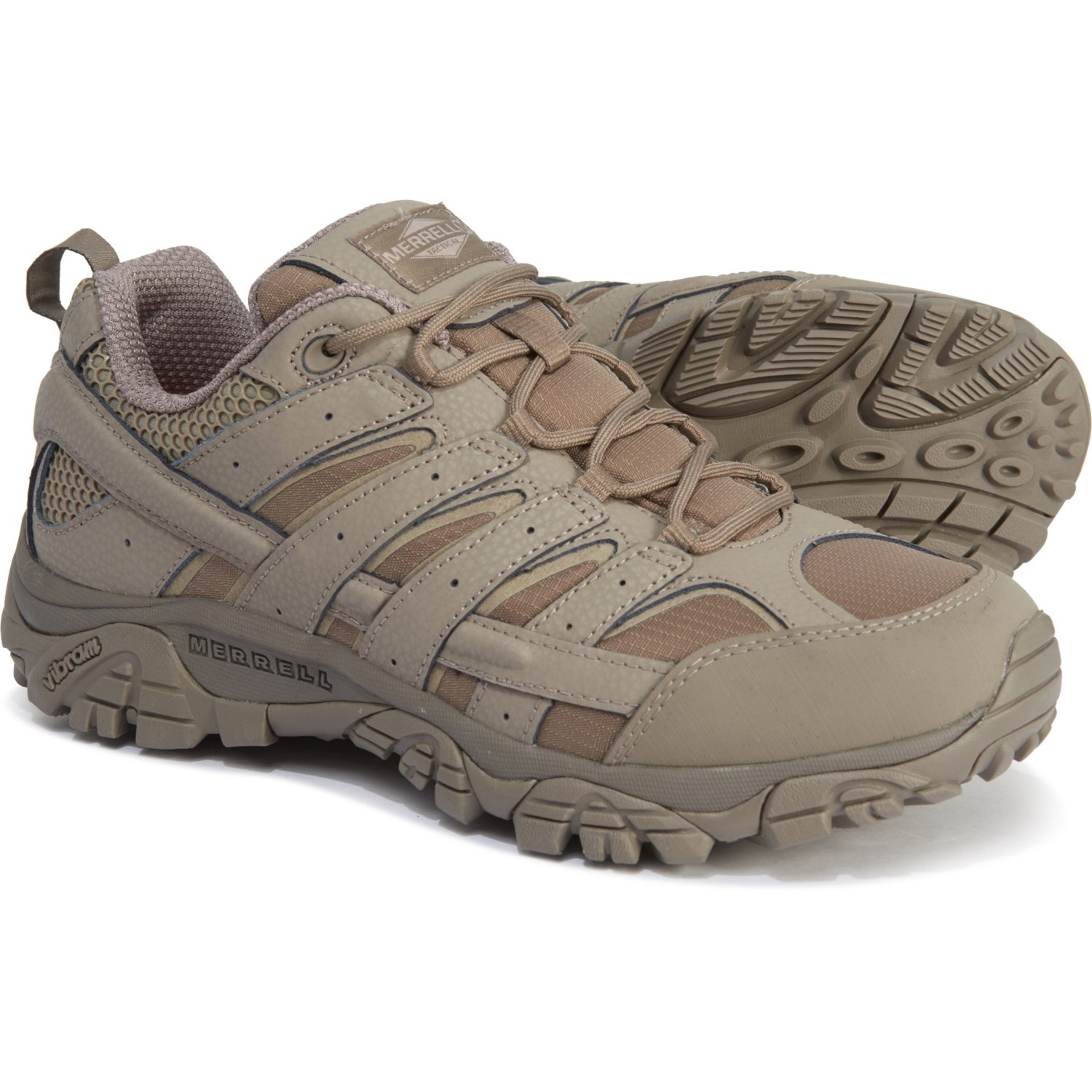 fe0050b7 Merrell Moab 2 Tactical Shoes (For Men) - Save 40%