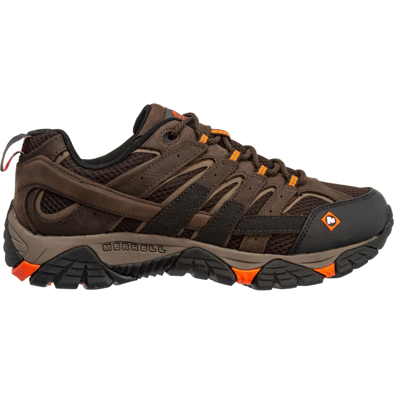 ceca2d934a081 Merrell Moab 2 Vapor Work Shoes (For Men) - Save 57%