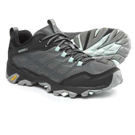 Merrell Moab FST Hiking Shoes (For Women) in 056 Granite - Closeouts