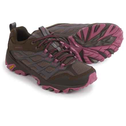 Merrell Moab FST Hiking Shoes (For Women) in Boulder - Closeouts