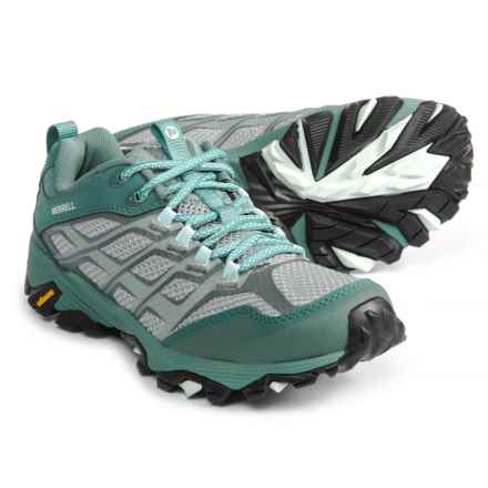Merrell Moab FST Hiking Shoes (For Women) in Sea Pine - Closeouts