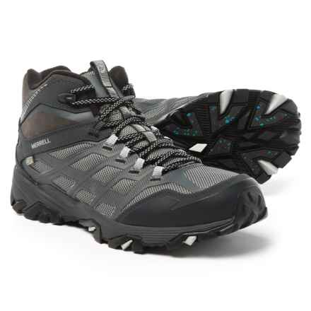 Merrell Moab FST Ice+ Thermo Snow Boots - Waterproof (For Men) in Granite -
