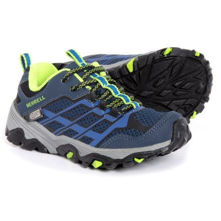af1125265a98 Merrell Moab FST Low A C Hiking Shoes - Waterproof (For Toddler and Little