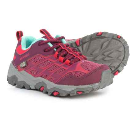 83b89dc280c4 Merrell Moab FST Low A C Hiking Shoes - Waterproof (For Toddler Girls)