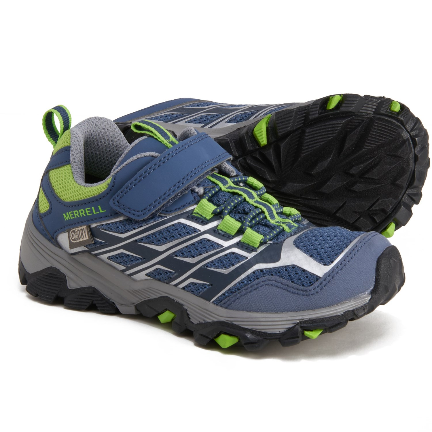 Merrell Moab FST Low Sneakers (For Boys