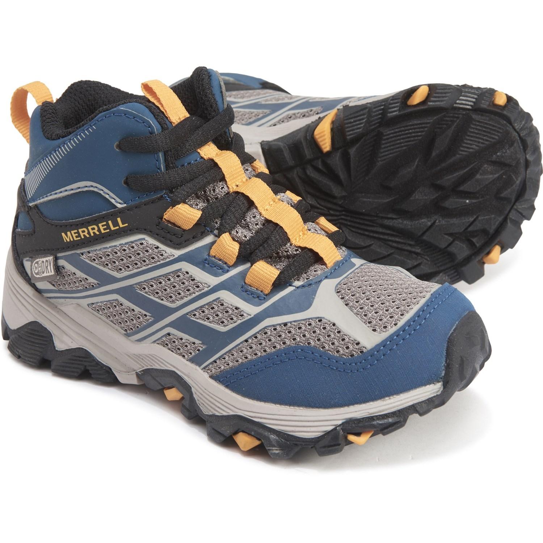 merrell moab fst mid hiking boots jacket