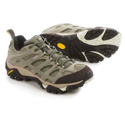 Merrell Moab Hiking Shoes - Waterproof (For Women) in Granite - Closeouts