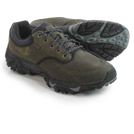Merrell Moab Rover Hiking Shoes - Waterproof (For Men) in Castle Rock - Closeouts