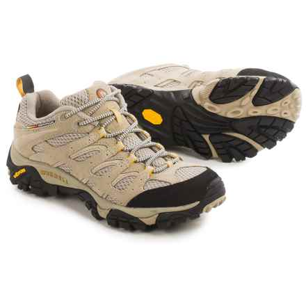 Merrell Moab Ventilator Hiking Shoes (For Women) in Taupe - Closeouts