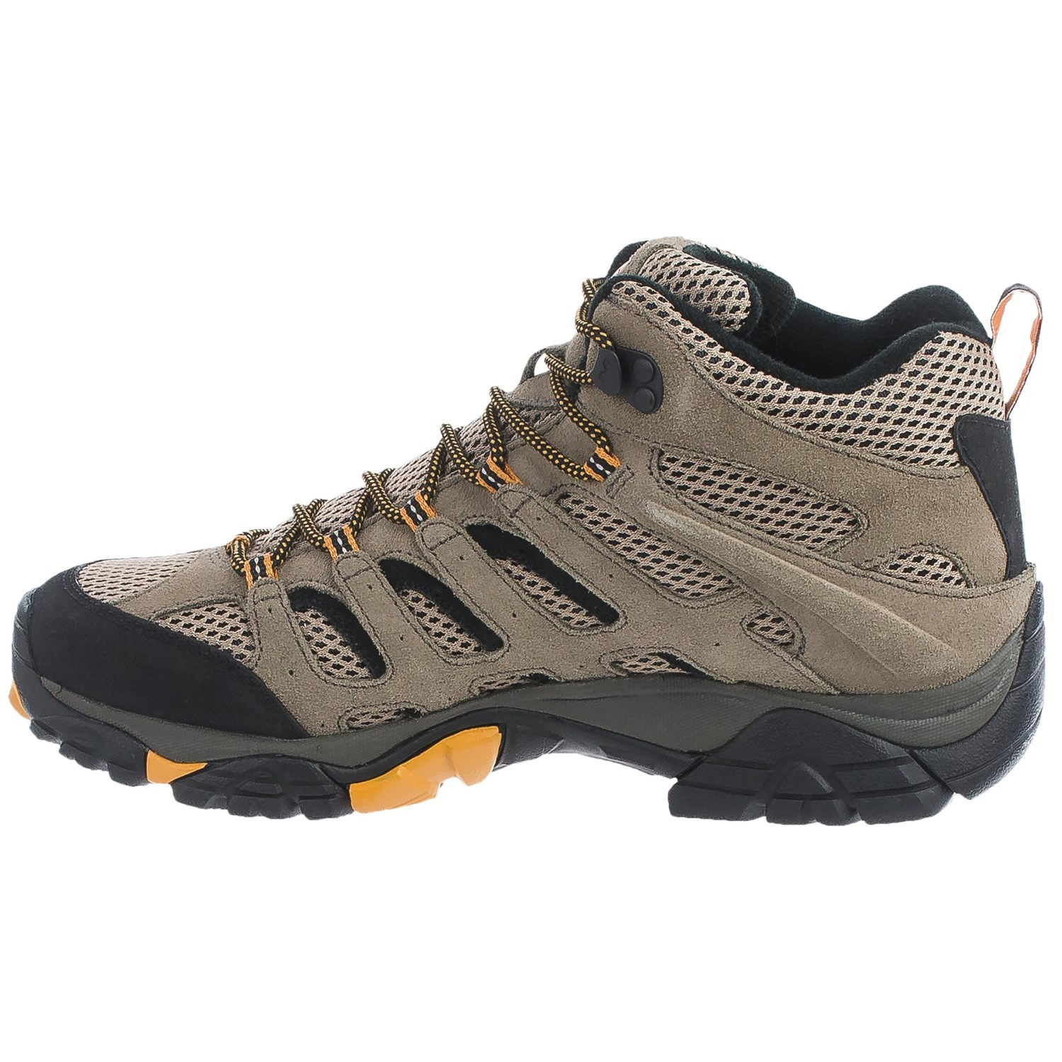 Merrell Moab Ventilator Mid Hiking Boots (For Men) - Save 36%