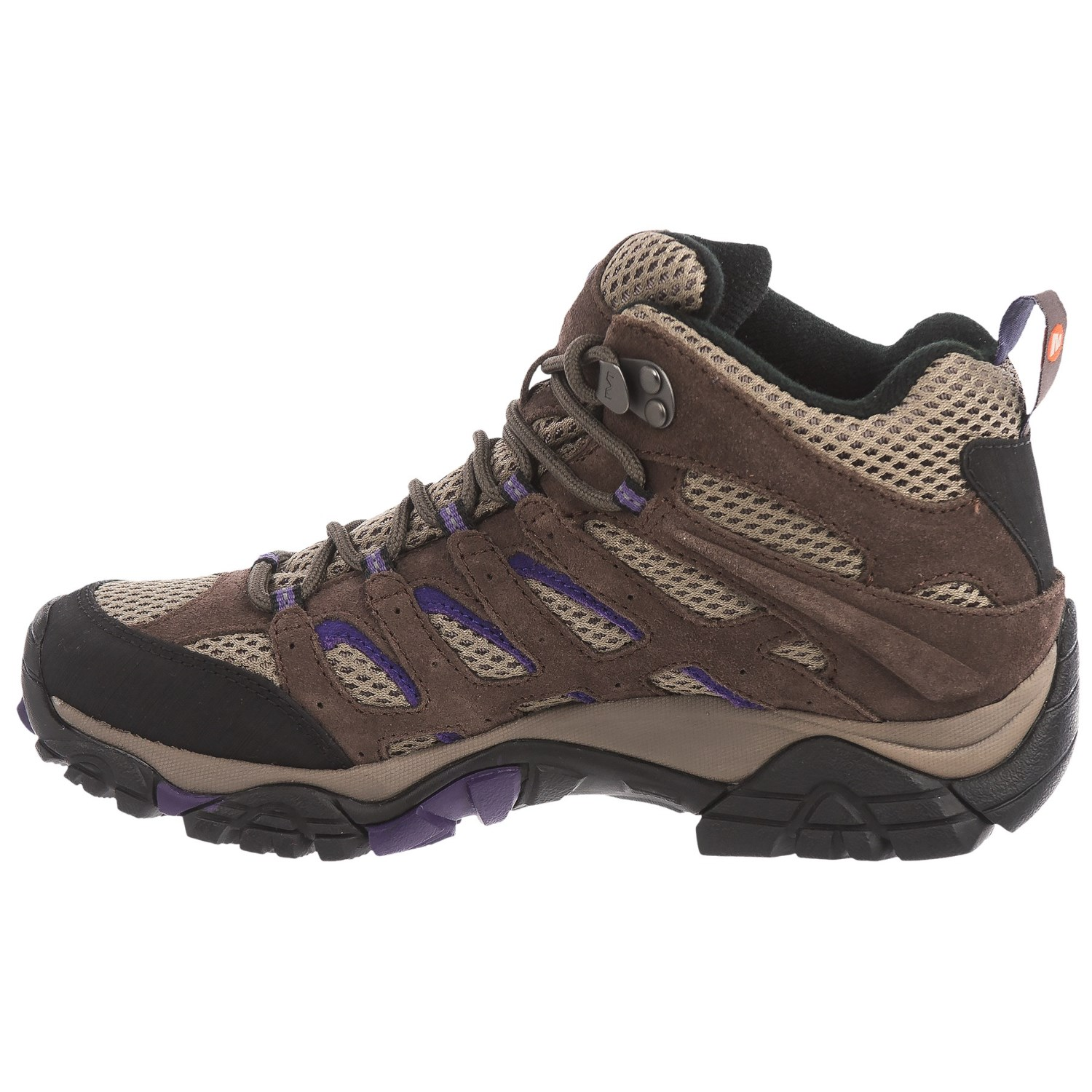 Merrell Moab Ventilator Mid Hiking Boots For Women