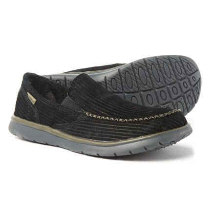 b47cba20b54 Merrell Moc Shoes - Slip-Ons (For Men) in Black - Closeouts