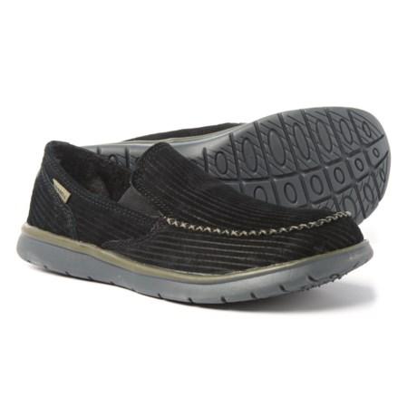 Merrell Moc Shoes - Slip-Ons (For Men) in Black