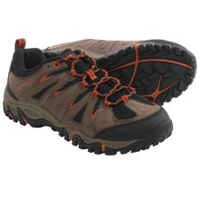 Merrell Mojave Hiking Shoes - Leather (For Men) in Bracken - Closeouts