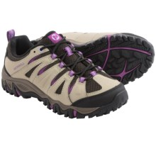 Merrell Mojave Hiking Shoes - Leather (For Women) in Brindle - Closeouts
