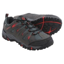 Merrell Mojave Hiking Shoes - Waterproof, Leather (For Men) in Molten Lava - Closeouts