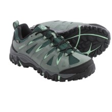 Merrell Mojave Hiking Shoes - Waterproof, Leather (For Women) in Sedona Sage - Closeouts