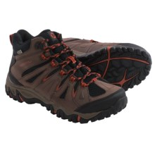 Merrell Mojave Mid Hiking Boots - Waterproof (For Men) in Bracken - Closeouts
