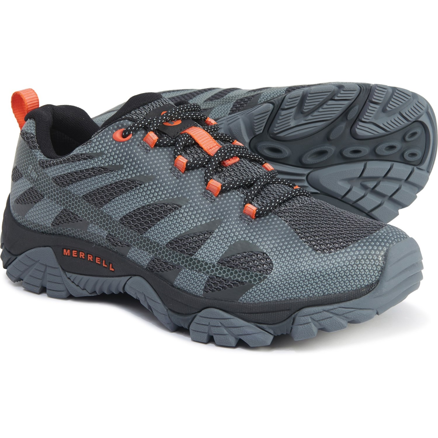 merrell moab edge 2 hiking shoes out