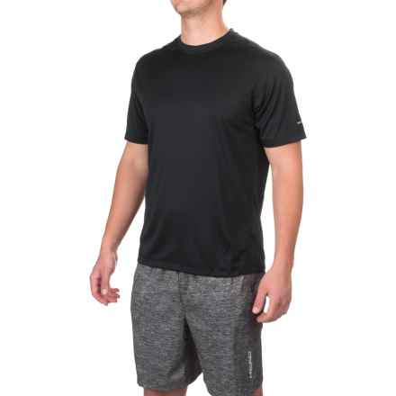 Merrell Morpheus Shirt - UPF 20+, Short Sleeve (For Men) in Black - Closeouts