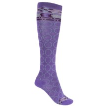 Merrell Myra Socks - Merino Wool, Over the Calf (For Women) in Eclipse - Closeouts
