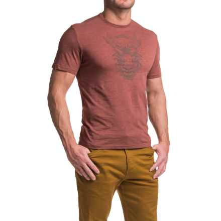 Merrell Mystic Goat T-Shirt - Cotton Blend (For Men) in Andorra - Closeouts