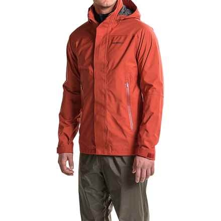 Merrell New Cascadia 2.0 Jacket - Waterproof (For Men) in Bossa Nova - Closeouts