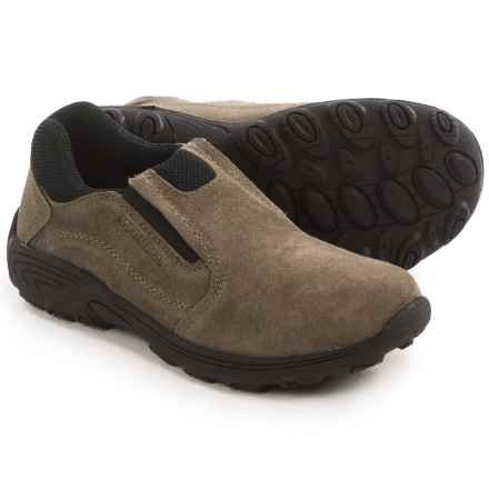 Merrell Novica Moc Shoes - Slip-Ons (For Little and Big Kids) in Truffle - Closeouts