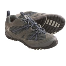 Merrell Oakbrook Ventilator Hiking Shoes (For Men) in Castlerock/Total Eclipse - Closeouts