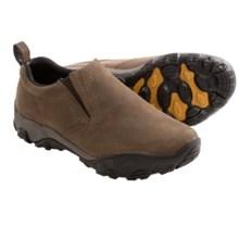 Merrell Olmec Shoes - Nubuck, Slip-Ons (For Men) in Deep Wood - Closeouts