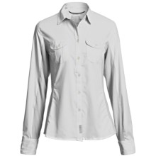 Merrell Ophelia Shirt - UPF 30+, Long Sleeve (For Women) in Undyed - Closeouts