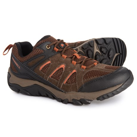 572c5e1fe61 Merrell Outmost Vent Hiking Shoes (For Men)