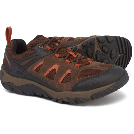 e808ba3638e3 Merrell Outmost Vent Hiking Shoes (For Men) in Slate Black