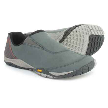 Merrell Parkway Moccasins - Slip-Ons (For Men) in Castle Rock - Closeouts