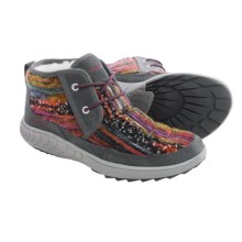 Merrell Pechora Mid Boots (For Women) in Grey/Multi - Closeouts