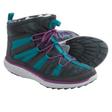 Merrell Pechora Pull Boots (For Women) in Dragonfly - Closeouts