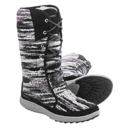 Merrell Pechora Sky Winter Boots (For Women) in Black - Closeouts