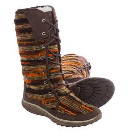 Merrell Pechora Sky Winter Boots (For Women) in Espresso - Closeouts