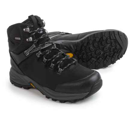 Merrell Phaserbound Hiking Boots - Waterproof, Leather (For Men) in Black - Closeouts