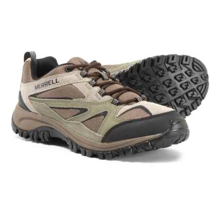 df99cca28e0a61 Merrell Phoenix Bluff Hiking Shoes (For Men) in Putty - Closeouts