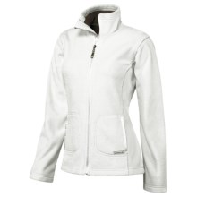Merrell Pika Jacket - Fleece (For Women) in Eggshell - Closeouts