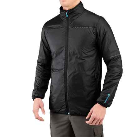 Merrell PrimaLoft® Endothermic LT Jacket - Insulated (For Men) in Black - Closeouts