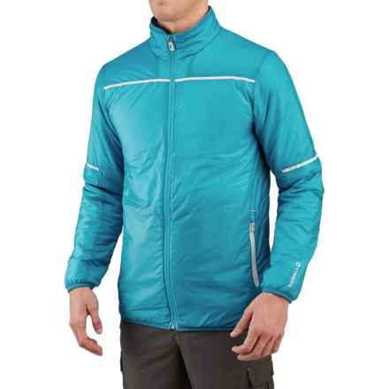 Merrell PrimaLoft® Endothermic LT Jacket - Insulated (For Men) in Caneel Bay - Closeouts