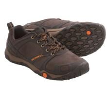 Merrell Proterra Trail Shoes (For Men) in Espresso - Closeouts