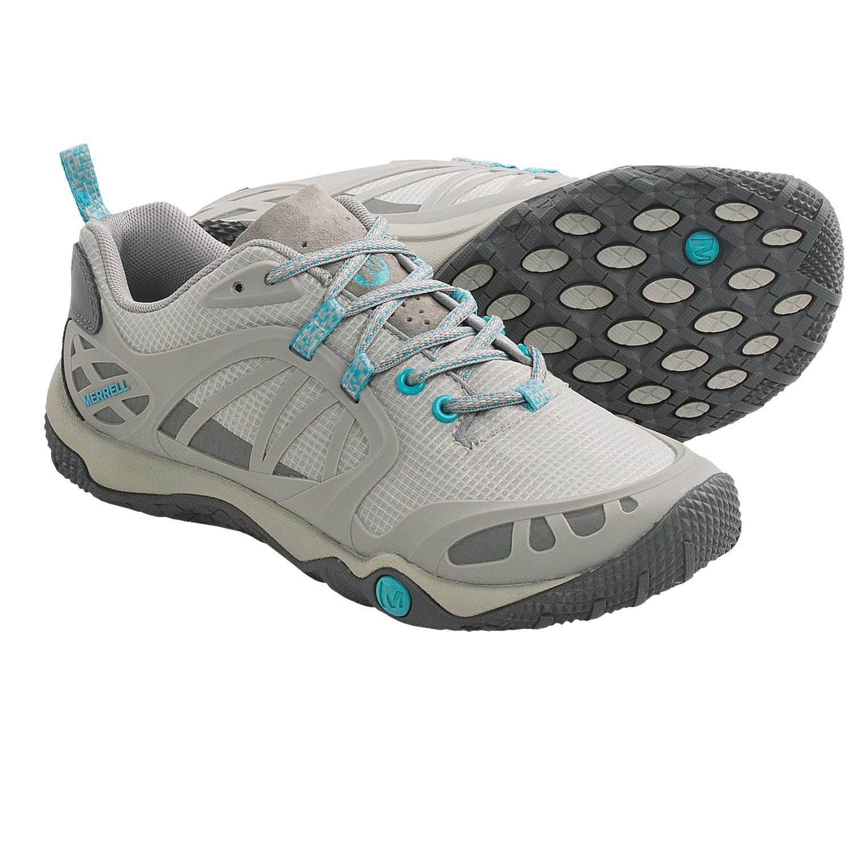 Merrell Proterra Vim Sport Hiking Shoes (For Women) in Ice/Blue